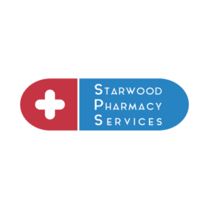 Logo for Starwood Pharmacy Services in Frisco